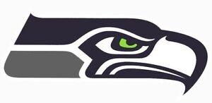 Seattle Seahawks Vinyl Decal