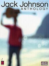 Jack Johnson Anthology Sheet Music Book Piano PVG NEW