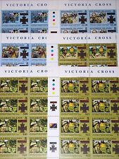 SOLOMON SALOMON ISL. 2006 MS 1309-14 1056-61 Victoria Cross Orden War Scenes MNH