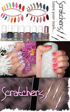 Scratchers Stamping Nail Art Special Polish 5mL 10mL 15mL nailpolish