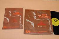 JOHN COLTRANE LP TOP JAZZ 1°ST ORIG 1983+BOOK AUDIOFILI TOP EX CONDITION