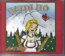 A Vier- Heidi Ho cd maxi single