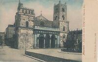 MONREALE – Facciata della Cattedrale – Sicily – Italy – udb (pre 1908)