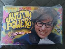 AUSTIN POWERS SET 1999 MOVIE 72 PHOTO CARDS MIKE MYERS COLLECTIBLE COMPLETE SET
