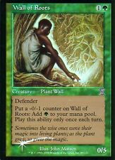 Wall of Roots FOIL | NM- | Time Spiral | Magic MTG