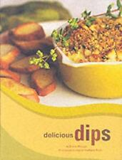 Delicious Dips Cookbook Diane Morgan Appetizers Salsas FREE SHIPPING