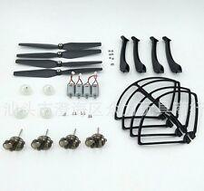 Syma x8c x8w x8hc x8hw rc drone spare parts blade motor main shaft gear part kit