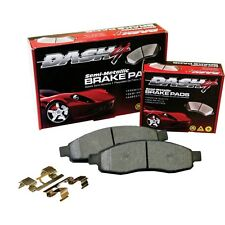 Dash4 Semi-Metallic Disc Brake Pad MD242