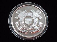 1 oz Silver Round - .999 silver * U. S. Coast Guard * (S-405)