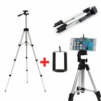 Portable Camera Tripod Stand Holder Fr Cell Phone iPhone Samsung BLACK FRIDAY