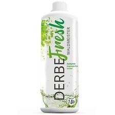 DERBE FRESH Sport Getränkekonzentrat / Sirup zuckerfrei 1L Flasche 1:80