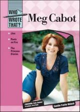 Meg Cabot (Who Wrote That?) by Welsch, Camille-Yvette