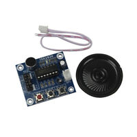 ISD1820 Sound Voice Recording Playback Module with Mic & Speaker Halloween prank