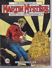 fumetto MARTIN MYSTERE BONELLI numero 20