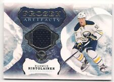 Rasmus Ristolainen 16-17 Upper Deck Artifacts Frozen Artifacts Game Used Jersey