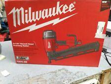MILWAUKEE 3-1/2 ROUND HEAD FRAMING NAILER