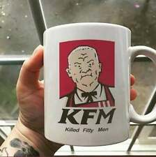 King Of The Hill Killed Fitty Men KOTH Coffee Mug