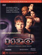 HALLOWEEN H20 Jamie Lee CURTIS Josh HARTNETT Michelle WILLIAMS HORROR DVD Reg 4