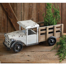 Distressed Large Decorative Retro Farm Truck