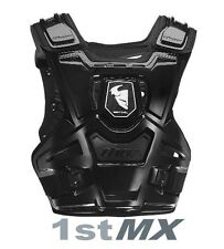 THOR Sentinel Body Armour Chest Protector Motocross MX Adult Black