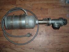 Cryosorption Pump with Hand Valve & Bakeout Mantle & Tc Vac. Gauge