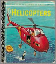 Helicopters  - 1960 - Little Golden Book