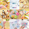 Lots Cartoon Sticker Post Bookmark Marker Memo Flags Index Pad Tab Sticky Notes