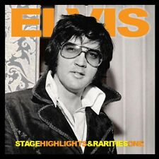 Elvis Collectors CD - Stage Highlights & Rarities One