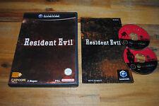 Jeu RESIDENT EVIL sur Nintendo GameCube GC PAL (remis à neuf) version FR