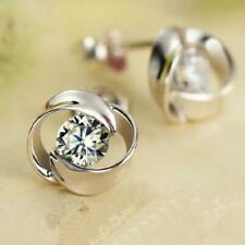 stud earring cute rhinestone stud earring uk seller
