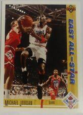 1991-92 Upper Deck Michael Jordan Card #69  Chicago Bulls Basketball