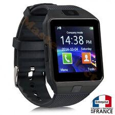 Smartwatch montre connectée avec téléphone bluetooth DZ09 carte puce sim microsd