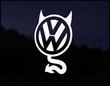 VW Devil Golf Polo Camper Euro DUB Vag Car VW Decal Sticker JDM Drift Vinyl