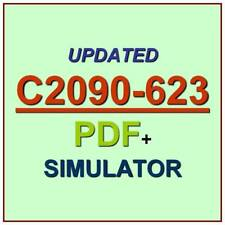 Latest IBM C2090-623 Verified Practice Test Exam QA PDF+Simulator