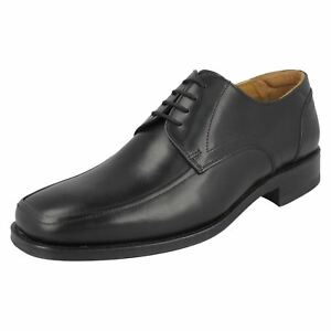 Hommes Loake Leather Lacet SUSSEX