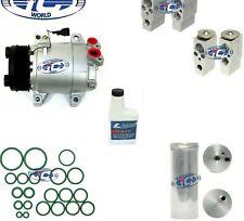 AC Compressor Kit Fits Nissan Pathfinder 2008-2012 5.6L OEM DKS17D 67641
