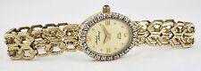 Estate Michael Anthony 14K Yellow Gold Diamond Watch 14K Bracelet Band 17.4 GRS