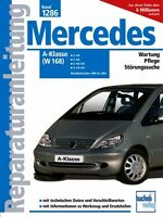 Mercedes Benz A Klasse Reparaturanleitung Reparatur-Handbuch Reparaturbuch Buch