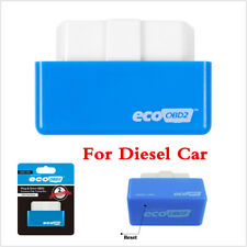 Blue Eco OBD2 Benzine Economy Fuel Saver Tuning Box Chip For Car Diesel Saving