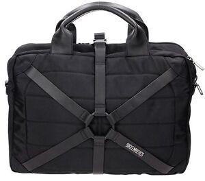 Folder Bag Harness Bikkembergs D0501 Briefcase Men Business Man Black