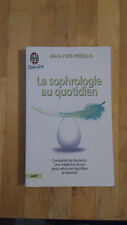 La sophrologie au quotidien - Jean-Yves Pecollo