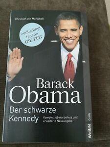 Barack Obama Der Schwarze Kennedy