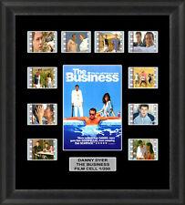 The Business Framed 35mm Film Cell Memorabilia Filmcells Movie Cell Presentation