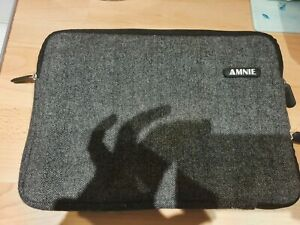 AMNIE Canvas Fabric 13-13.3 Inch Laptop Notebook Sleeve Case Bag