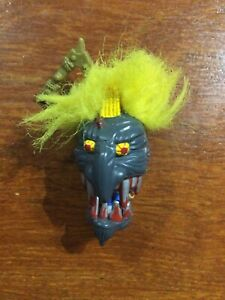 Vintage Mighty Max Scalps Dread Hairy Heads Hemlock