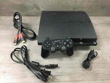 Sony Playstation 3 Slim 240Gb w/Controller Bundle