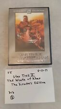 Star Treck II / The Wrath of Khan / The Director's Edition / Very Good DVD 81117