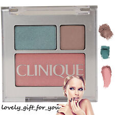 NEW Clinique All About Shadow Duo Ombre & Blushing Blush Powder Travel Size