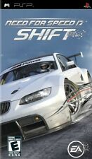 Need For Speed Shift  PSP Game Only
