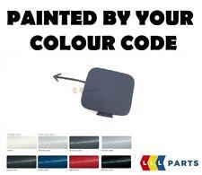 AUDI A7 4G 11-14 NUOVO PARAURTI POSTERIORE TAPPO COPERTURA Gancio Di Traino dipinto da il codice di colore